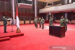 Panglima pimpin sertijab Kasum TNI dan Aspers