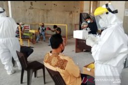 Pekerja apartemen Sudirman Makassar yang positif COVID-19 bertambah 13  orang