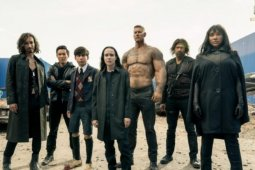 Netflix luncurkan judul untuk 10 episode 'The Umbrella Academy 3'
