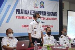 Pemkab Jeneponto gelar pelatihan kepemimpinan pengawas