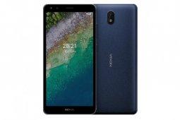 Nokia C01 hadir dengan Android 11 Go Edition