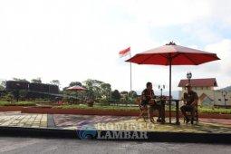 Bupati Lampung Barat terima kunjungan Irjen Pol (Purn) Ike Edwin
