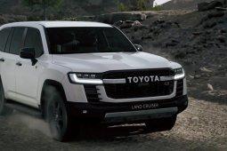Toyota resmi luncurkan New Land Cruiser