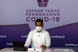 Lima provinsi di Jawa alami lonjakan tertinggi kasus COVID-19
