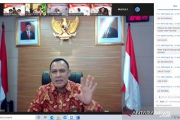 Ketua KPK ingatkan kepala daerah tidak korupsi karena desakan donatur pilkada