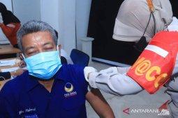 NasDem - Dokkes Polda Sulteng  lakukan vaksinasi COVID-19