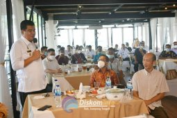Bupati Lampung Tengah minta Asosiasi Pengusaha Tapioka jaga kemitraan