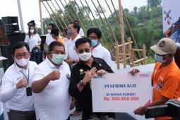 BNI  dukung petani digital melalui Milenial Smartfarming di Bali