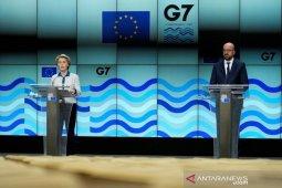 Presiden Komisi Uni Eropa: China musuh sistemik, catatan HAM jadi isu utama