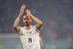 Euro 2020 - Leonardo Bonucci minta timnas Italia tetap rendah hati
