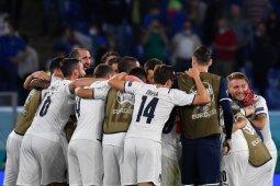 Euro 2020 - Italia gebuk Turki 3-0 dalam laga perdana Grup A