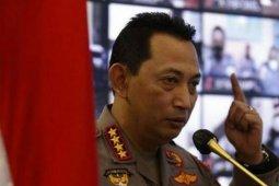 Kapolri: Sindikat Timur Tengah akan edarkan 1,129 ton sabu di Jakarta dan Jabar