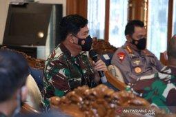 Panglima TNI minta antisipasi peningkatan kasus COVID-19 di Jakarta