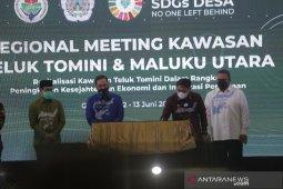Bupati Bone Bolango sebut pengembangan Teluk Tomini perlu dukungan kuat