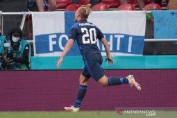 Euro 2020 - Finlandia tundukkan tuan rumah Denmark 1-0
