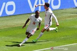 Sterling wujudkan mimpi cetak gol di Wembley dalam turnamen bergengsi