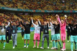 Euro 2020, dua supersub bawa Austria hancurkan Makedonia Utara 3-1 thumbnail