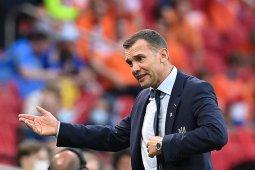Euro 2020 - Pelatih Ukraina Shevchenko tetap puji timnya sekalipun dikalahkan Belanda