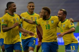 Brazil taklukkan Venezuela di laga pembukaan Copa America 2021 thumbnail