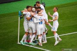 Schick bawa Ceko raih kemenangan atas Skotlandia