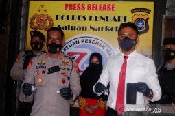 Polisi tangkap wanita edarkan sabu modus menjual rokok