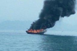 Polisi masih dalami motif pelaku bakar KM Sekar Tanjung 1