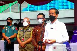Jokowi harap DKI capai kekebalan komunal bulan Agustus