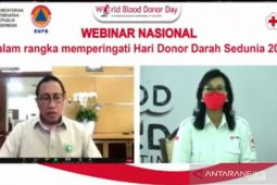 Kemenkes: 93 kota/kabupaten di Indonesia belum miliki unit transfusi darah