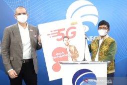 Indosat dapat izin Kominfo komersialisasi layanan 5G