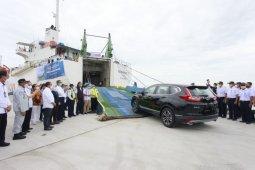 Layanan ASDP di Patimban dongkrak perekonomian Jabar, Lampung, dan Kalbar