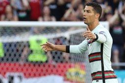 Ronaldo torehkan sejarah tampil dalam lima kali Piala Eropa