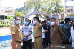 Wali Kota Manado periksa kondisi TKB