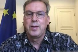 Uni Eropa lirik peluang kerja sama investasi dan perdagangan di Sumatera Selatan