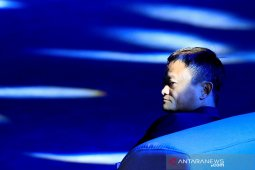 Jack Ma tidak mau jadi pusat perhatian