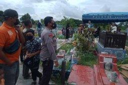 Polisi jelaskan isu pencurian tali pocong jenazah di Palangka Raya