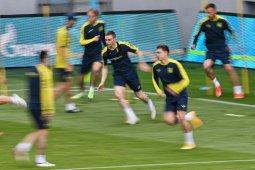Preview Euro 2020: Ukraina versus Makedonia Utara thumbnail