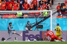 Euro 2020, Yarmolenko inspirasi Ukraina menang 2-1 atas Makedonia Utara thumbnail