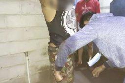 Resahkan warga peredaran narkoba, Jung ditangkap