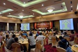 Kemenkumham Lampung sosialisasikan perlindungan kepada para pelaku usaha