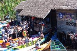 Sandiaga perkenalkan Geopark Rammang Rammang Indonesia ke dunia