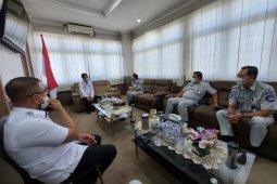 Jasa Raharja lakukan kunjungan ke Kantor Bapenda Lampung