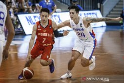 Indonesia kalah dari  Filipina 51-76  di kualifikasi FIBA Asia Cup 2021