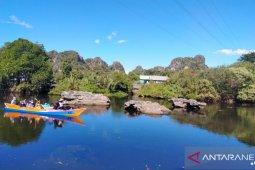 Objek wisata Karst Rammang-rammang menuju warisan Geopark UNESCO