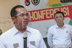 Polda NTB menahan lima tersangka penggelapan anggaran STKIP Bima