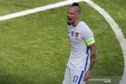 Slovakia membayar mahal dengan kalah lawan Swedia