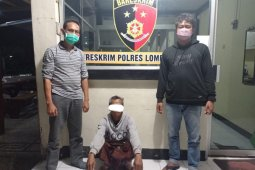 Orang gangguan jiwa lemparkan linggis ke tim Dinsos Provinsi NTB, pelaku ditangkap