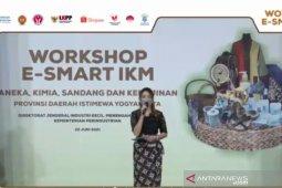 """Kemenperin mendorong UMKM """"go digital"""" melalui program e-Smart IKM"""