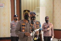 Kapolresta Bandarlampung minta pejabat baru segera sesuai diri