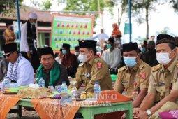 Bupati Lampung Barat hadiri pengajian akbar dan zikir manaqid