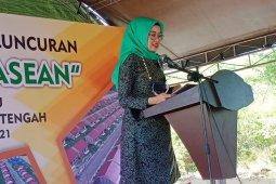 Ada Kampung ASEAN di huntap Tondo